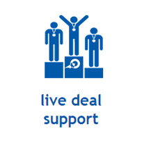 Live Deal Support