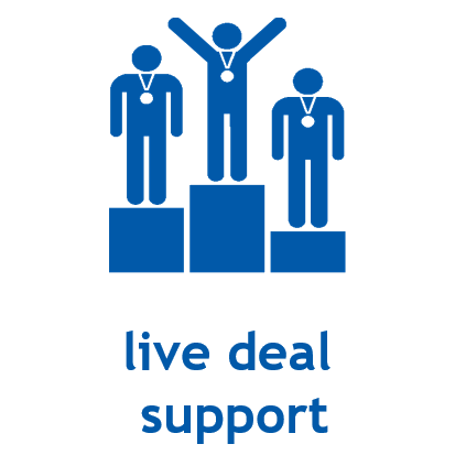 services live deal support e
